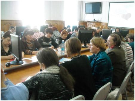 Собрание социальных работников