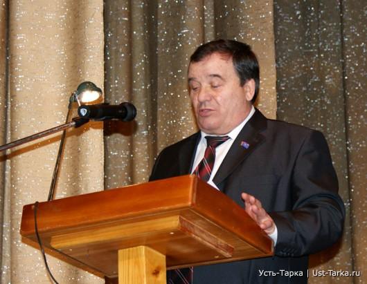 Некоторые итоги социально-экономического развития Усть-Таркского района в 2010 году и задачи на 2011 год