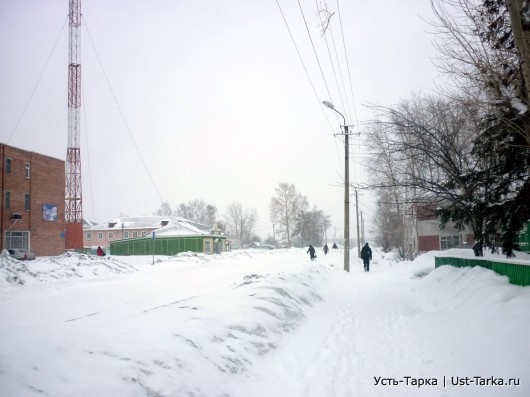 Зима недаром злится