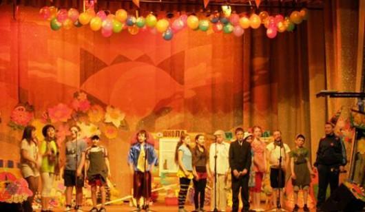 Районный фестиваль детских театральных коллективов «Театральная весна»