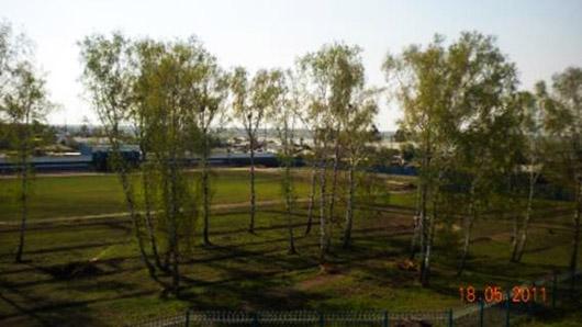 Новый парк закладывается рядом с Домом культуры