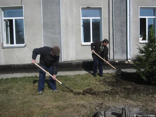 субботник - 2009