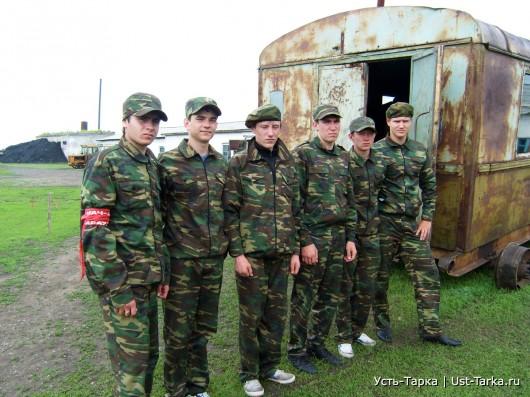 Армия начинается со школы