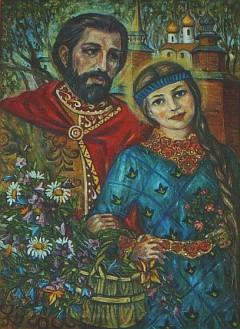 Россияне сегодня отметят День семьи, любви и верности