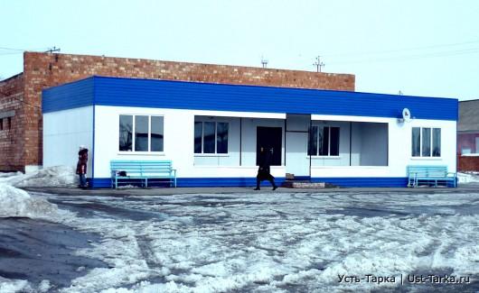 Старый и новый автовокзал