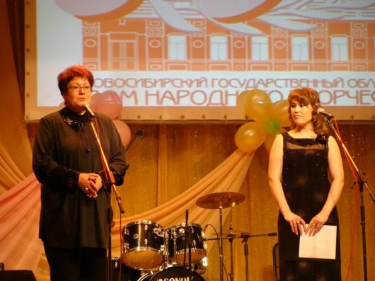 Министр культуры Новосибирской области – в Усть-Таркском районе