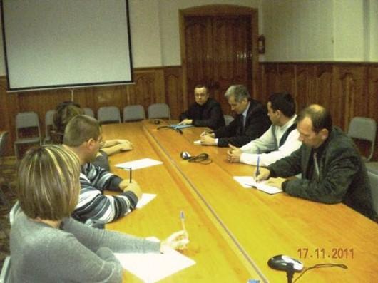 Председатель избирательной комиссии Новосибирской области посетил Усть-Тарку