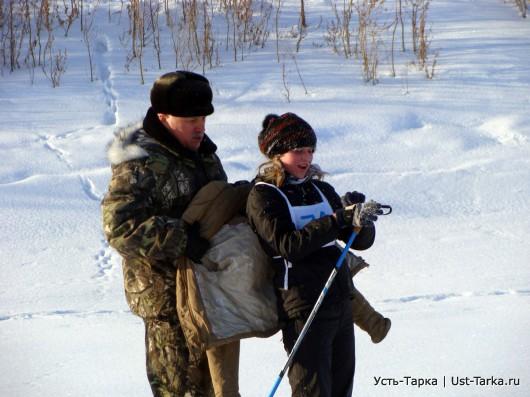 Зимняя спартакиада муниципальных образований