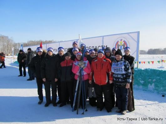 Лыжня России – 2012