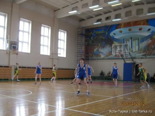 Баскетбол - это игра без остановок, это стук мяча, это скрип кроссовок…