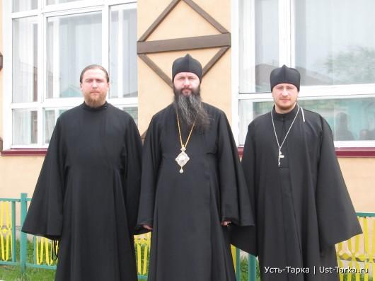 Визит Епископа Феодосия