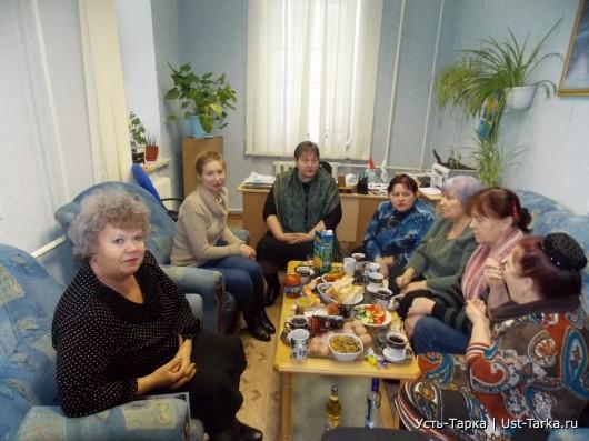Встреча на Почтовой, 15