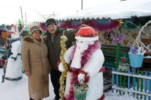 Зимняя сказка Владимира Кнестикова
