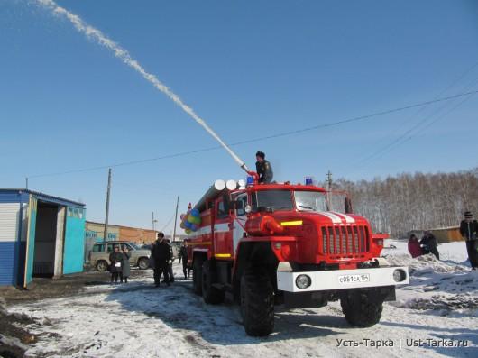 Пожарный пост Новосилиш