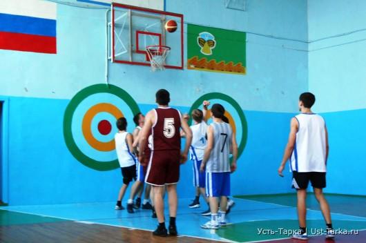 Баскетбол - предварительные игры