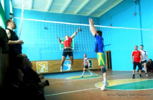 Зональные соревнования в Камышево