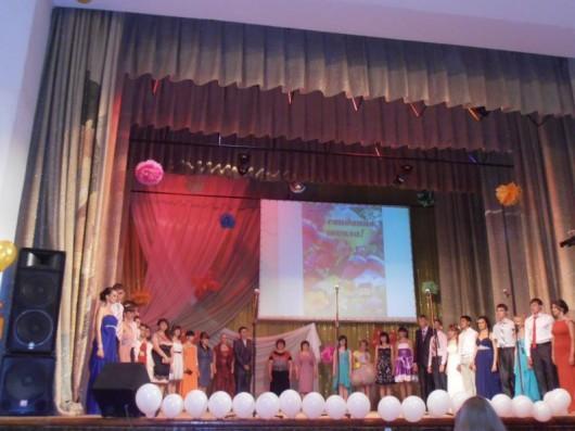 25 июня в школах района прошли выпускные балы