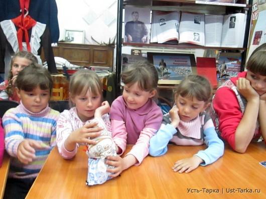 Куклы из бабушкиного сундука