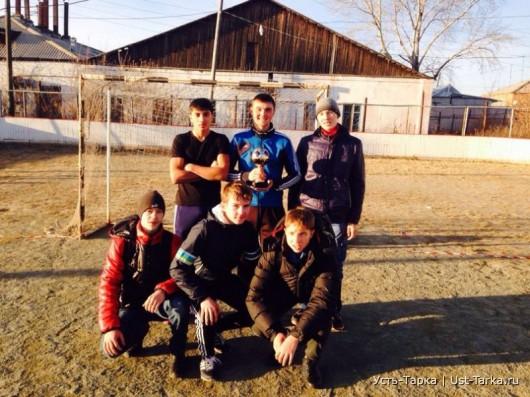 Кубок снова в Усть-Тарке