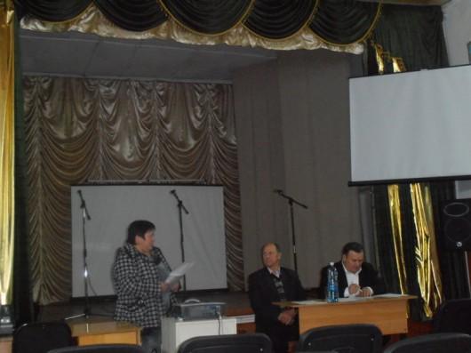 День главы в Побединском муниципальном образовании