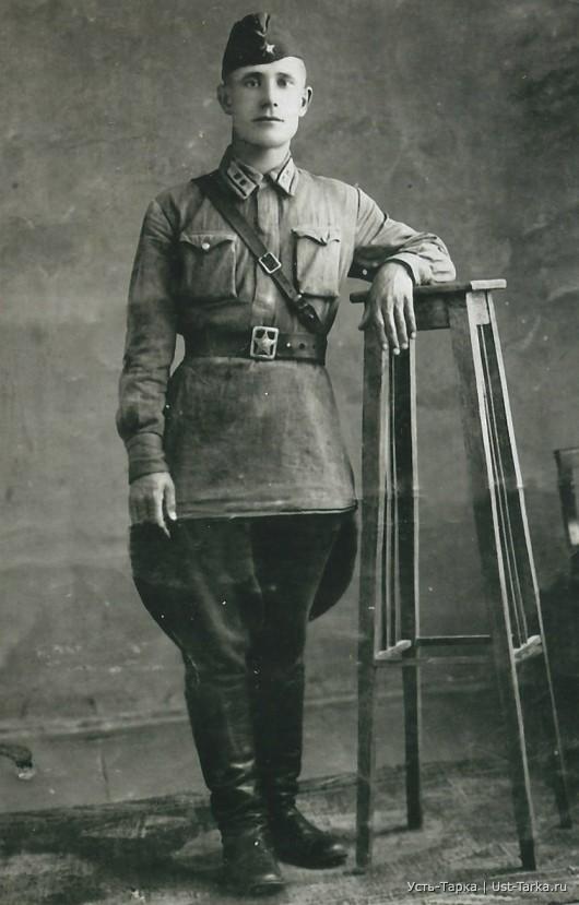 Солдат 41-го года - Татарников Пётр Федорович