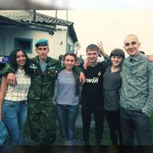 Инстаграм из Усть-Тарки - июнь 2015