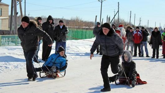 Проводы зимы по-козински